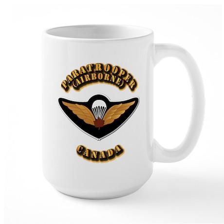 Airborne - Canada Large Mug
