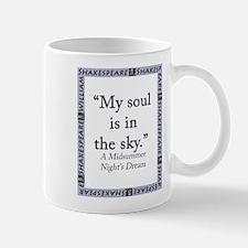 My Soul Is In The Sky Mug
