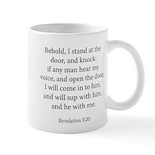 Revelation 3:20 Mug