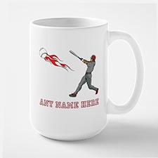 Personalized Baseball Mug
