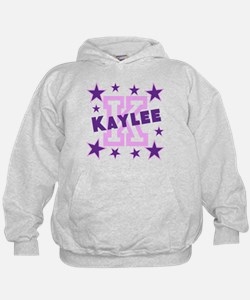 Personalized with your name and first initial Hoodie