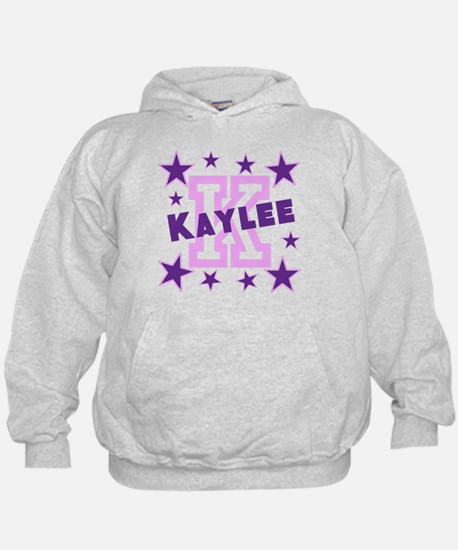 Personalized with your name and first initial Hoody