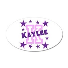 Personalized with your name and first initial 20x1