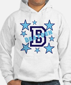 Personalized with your name and first initial Hood
