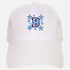 Personalized with your name and first initial Baseball Baseball Cap