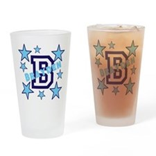 Personalized with your name and first initial Drin