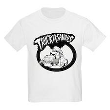 TruckAsaurus logo Kids T-Shirt