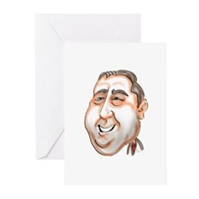 GoVeRnOr PaUL LePaGe Greeting Cards (Pk of 10)