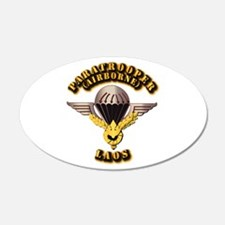 Airborne - Laos Wall Decal