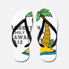 Personalized Family Reunion Flip Flops