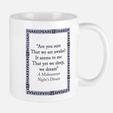 Are You Sure That We Are Awake? Mug