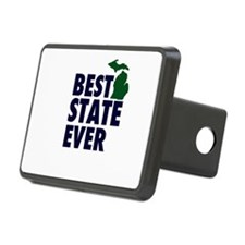 Michigan: Best State Ever Hitch Cover