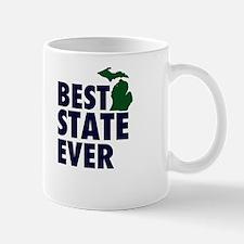 Michigan: Best State Ever Mug