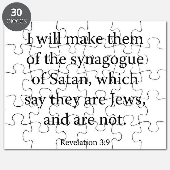 Revelation 3:9 Puzzle