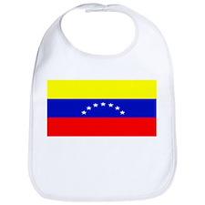 Venezuela Venezuelan Blank Fl Bib