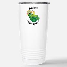 Retired Math Teacher Gift Travel Mug
