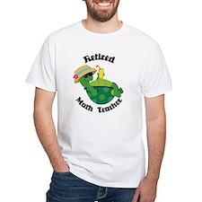 Retired Math Teacher Gift Shirt