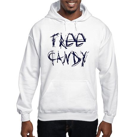 "ExpressionWear ""Free Candy"" Hooded Sweatshirt"