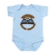 Airborne - UK Infant Bodysuit