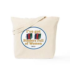 Cute Binders full women Tote Bag