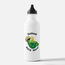Retired NICU Nurse Gift Water Bottle