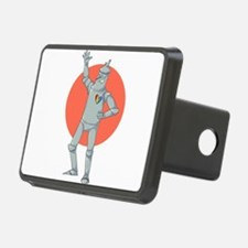 Tin Man Podcast Official Logo Hitch Cover