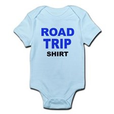 ROAD TRIP SHIRT.png Infant Bodysuit