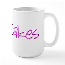 Large BitchCakes Mug