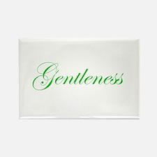 Gentleness Rectangle Magnet