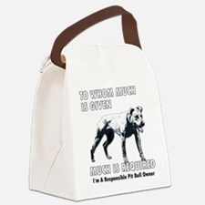 2-MuchGiveDonePNG.png Canvas Lunch Bag