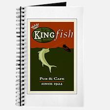Kingfish Pub Journal