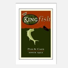 Kingfish Pub Postcards (Package of 8)