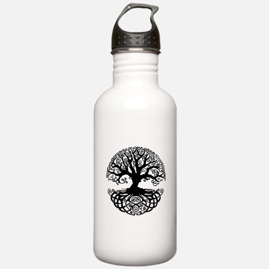 Tree of Life Water Bottle
