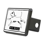 dancepitdiane.png Rectangular Hitch Cover