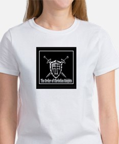 The Order of Christian Knights Women's T-Shirt