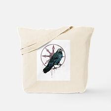 Chaos Raven Tote Bag