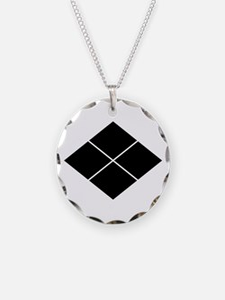 takeda lozenge Necklace