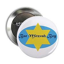 Bar Mitzvah Boy Button