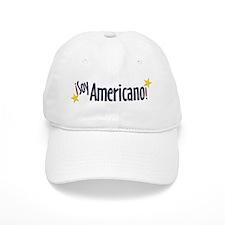 Soy American Patriotic Baseball Cap