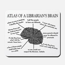 atlas of a librarians brain.PNG Mousepad