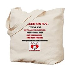 TED THE FBI Tote Bag