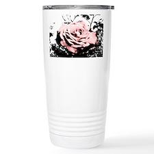 Retro Rose 02 Travel Mug