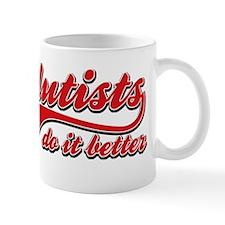 Flutists Do It Better Mug