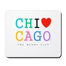 Chicago The Windy City Classic Rnbo Lrg Mousepad