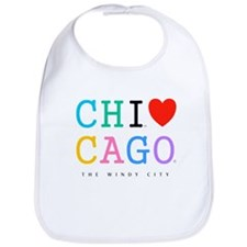 Chicago The Windy City Classic Rnbo Lrg Bib