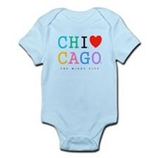 Chicago The Windy City Classic Rnbo Lrg Infant Bod