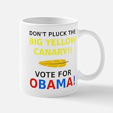 Big Yellow Canary Mug
