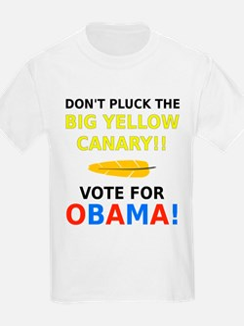 Big Yellow Canary T-Shirt
