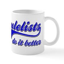 Ukulelists Do It Better Mug