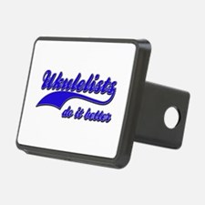 Ukulelists Do It Better Hitch Cover